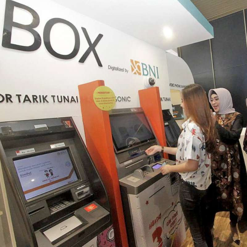 BNI digital Outlet eXperience (BOX)